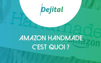 Amazon se lance dans le monde de l'artisanat