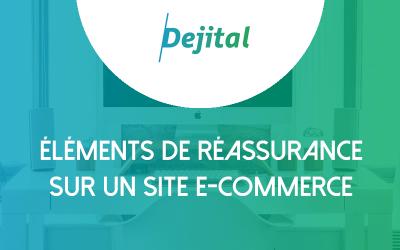 5 éléments de réassurance sur un site e-commerce
