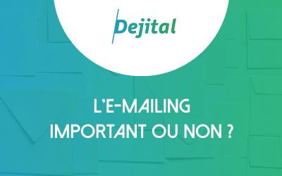 L'importance de l'e-mailing et comment se démarquer ?