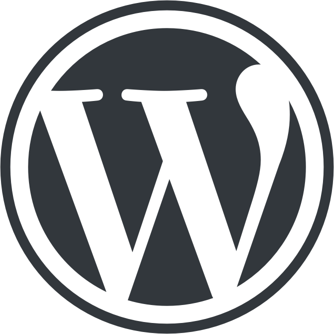WordPress Gris