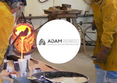 Adam Pyrométrie