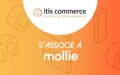 ITIS Commerce et Mollie s'associent pour offrir le meilleur aux e-commerçants