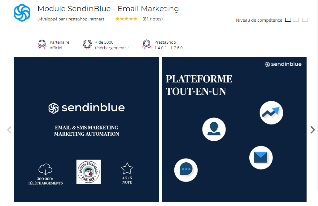 module-prestashop-sendinblue-email-marketing