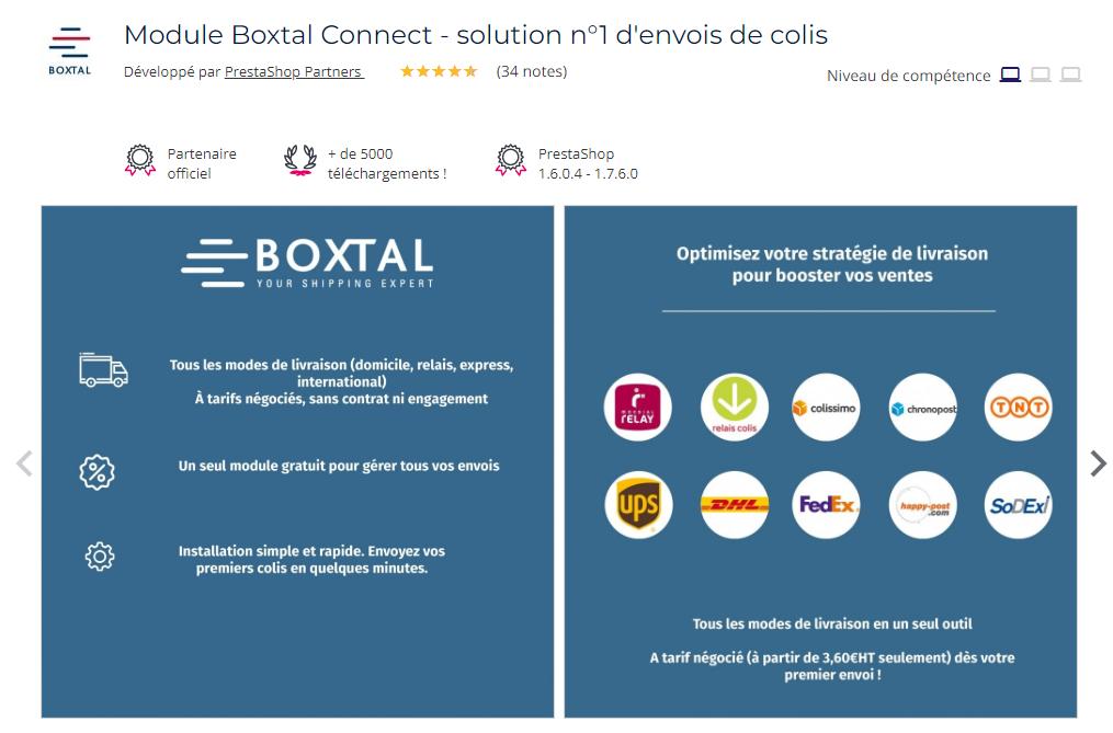 module-solution-livraison-boxtal-connect-prestashop