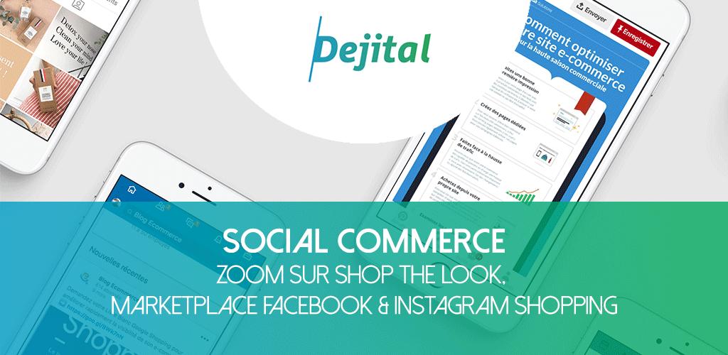 Le Social Commerce, un Complément de votre Site E-Commerce ?