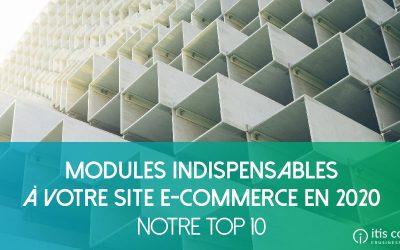 [PrestaShop] Notre TOP 15 des Modules Indispensables à votre Site E-Commerce en 2020
