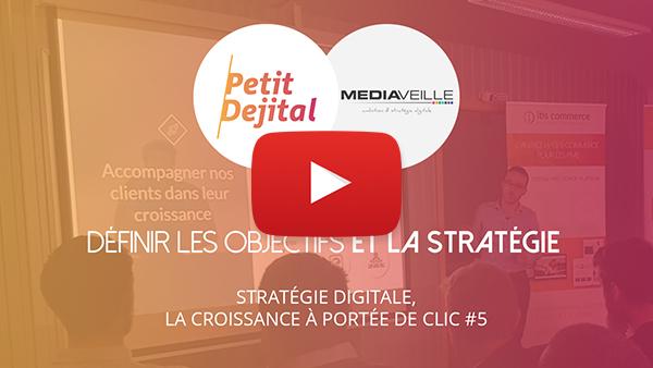 Objectifs et Stratégie Digitale