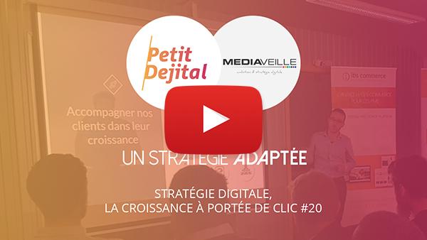 Stratégie Digitale Adaptée