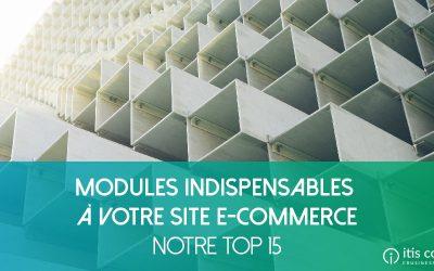 [PrestaShop] Notre TOP 15 des Modules Indispensables à votre Site E-Commerce en 2021